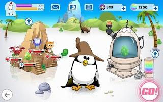 Screenshot of Ninja Chicken Multiplayer Race