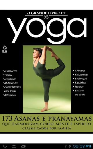 O Grande Livro de Yoga