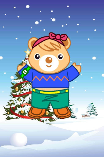 Dress Up Teddy Bear
