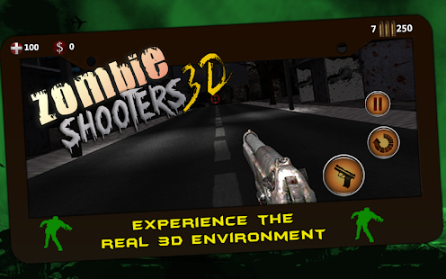 Zombie Shooters 3D