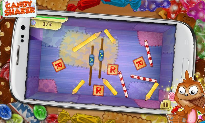 Candy Shaker- screenshot