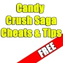 Candy Crush Saga Cheats Guide logo