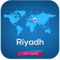 Riyadh Hotels Map & Guide icon