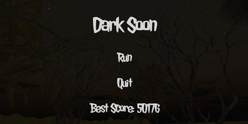 Dark Soon Runner