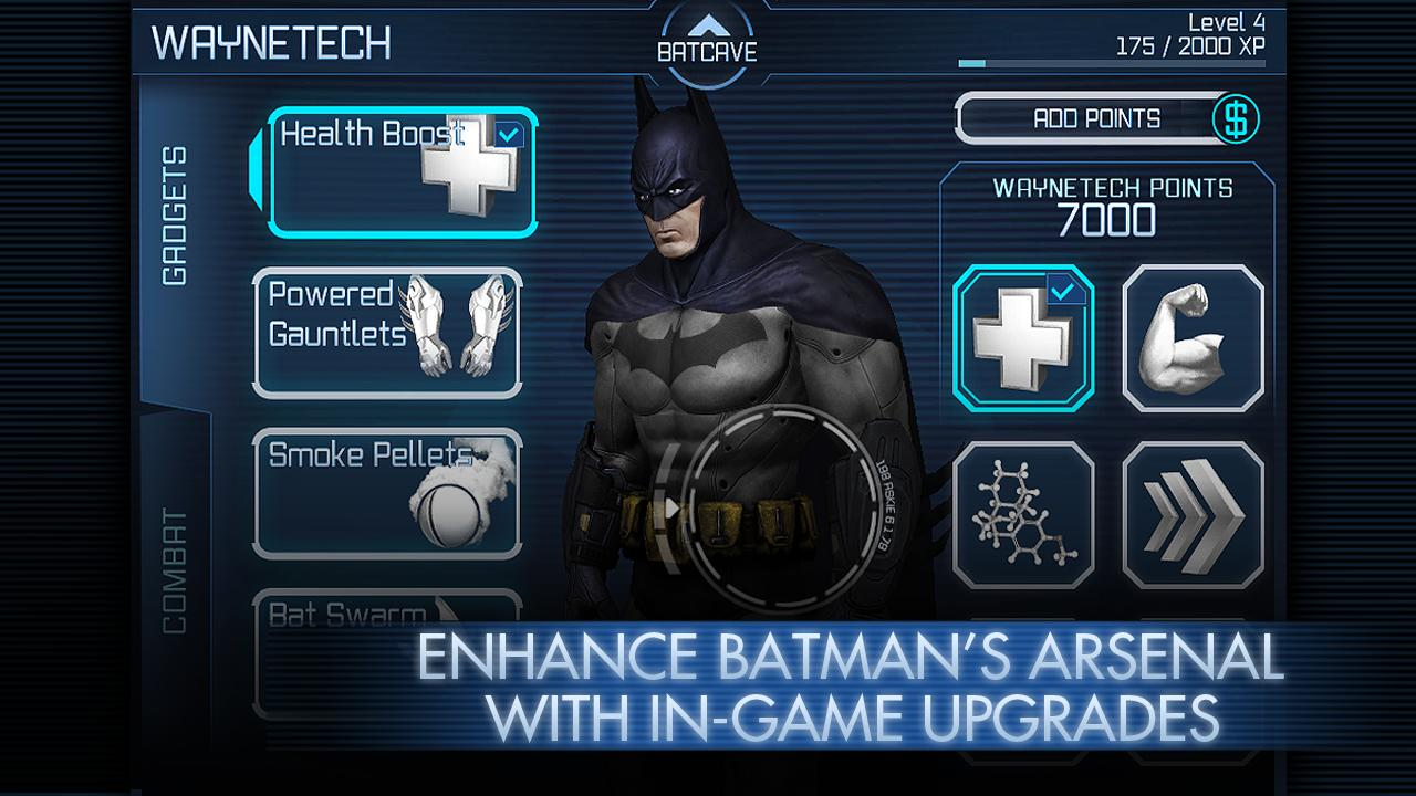 Batman: Arkham City Lockdown- screenshot