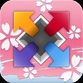 CommuniCaseスキン(sakura)