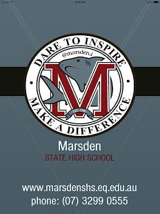 Marsden State School Skoolbag- screenshot thumbnail