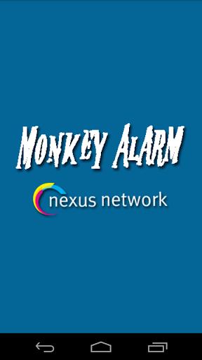 Monkey Alarm