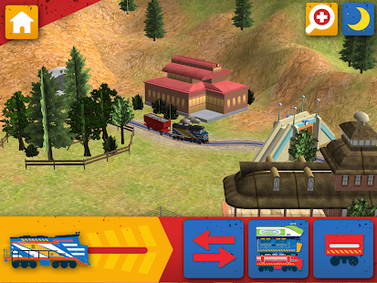Chuggington Ready to Build- screenshot thumbnail