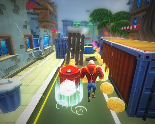 Subway Run: 3D Madness