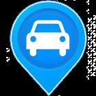 Blue Car Locator icon