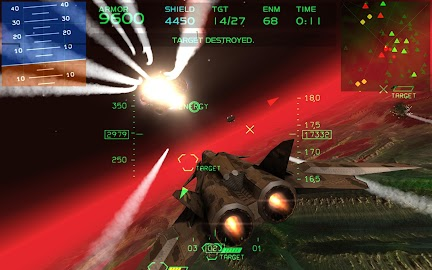 Fractal Combat X (Premium) Screenshot 12