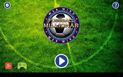 Fussball Millionär 2014