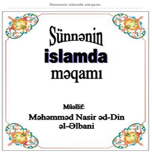 Sunnenin Islamda meqami