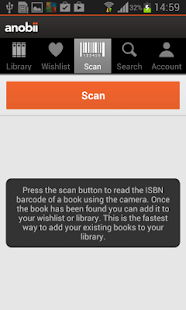 Anobii Book Scanner - screenshot thumbnail
