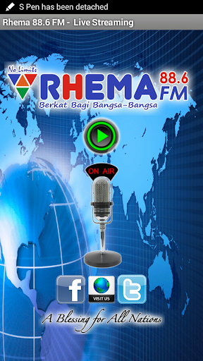 玩音樂App|Rhema 88.6 FM Semarang免費|APP試玩
