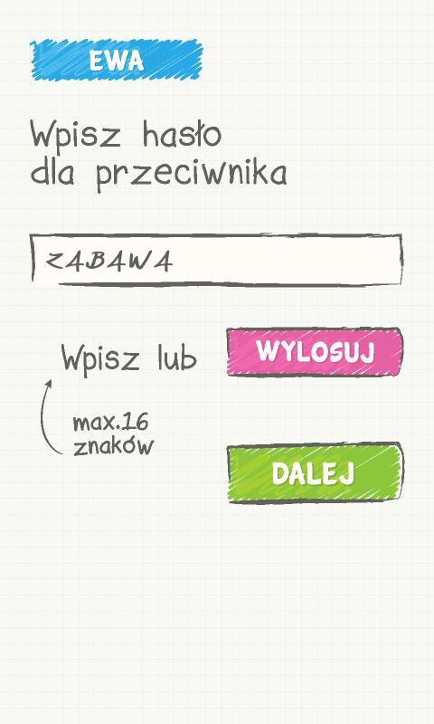 Wisielec- screenshot