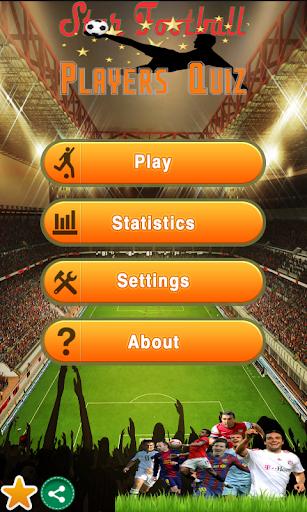 Star Football Players Quiz