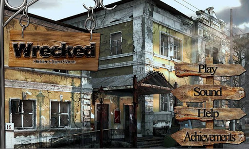 Wrecked Find Hidden Objects