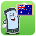 Applications for Australia icon