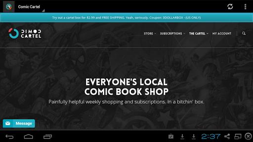 Comic Cartel