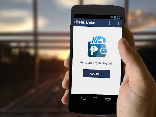 【免費財經App】Debt Note - (Debt Tracker App)-APP點子