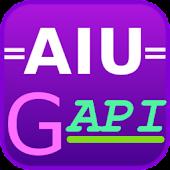AIU-Gapi GoogleAPI日本語入力