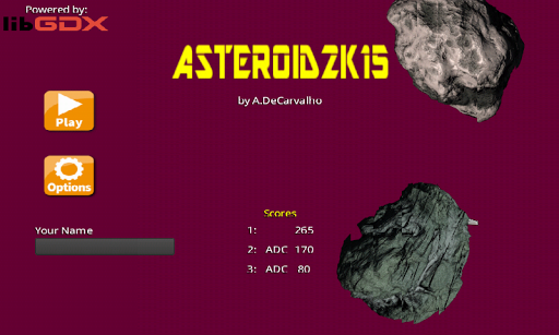 Asteroid2K15