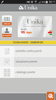 Screenshot of Carta Unika