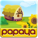 Papaya Farm for Go Launcher icon