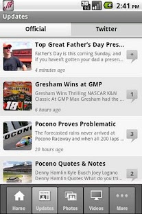 Joe Gibbs Racing iCrew - screenshot thumbnail