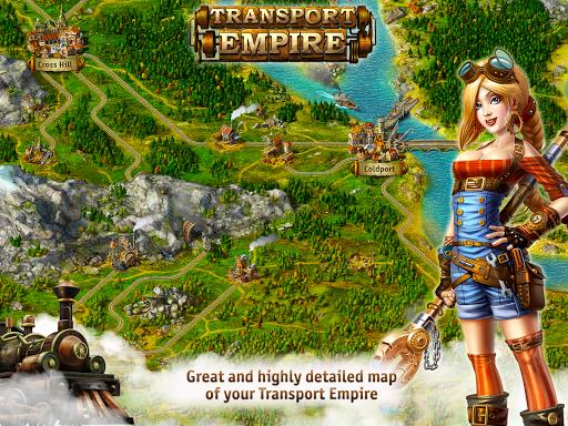 Transport Empire: Steam Tycoon  screenshots 1
