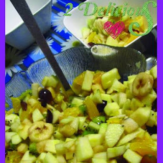 Apple Pear Kiwi Fruit Recipes.