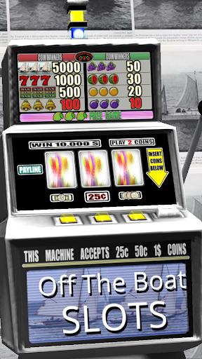 紙牌必備免費app推薦|3D Off The Boat Slots線上免付費app下載|3C達人阿輝的APP