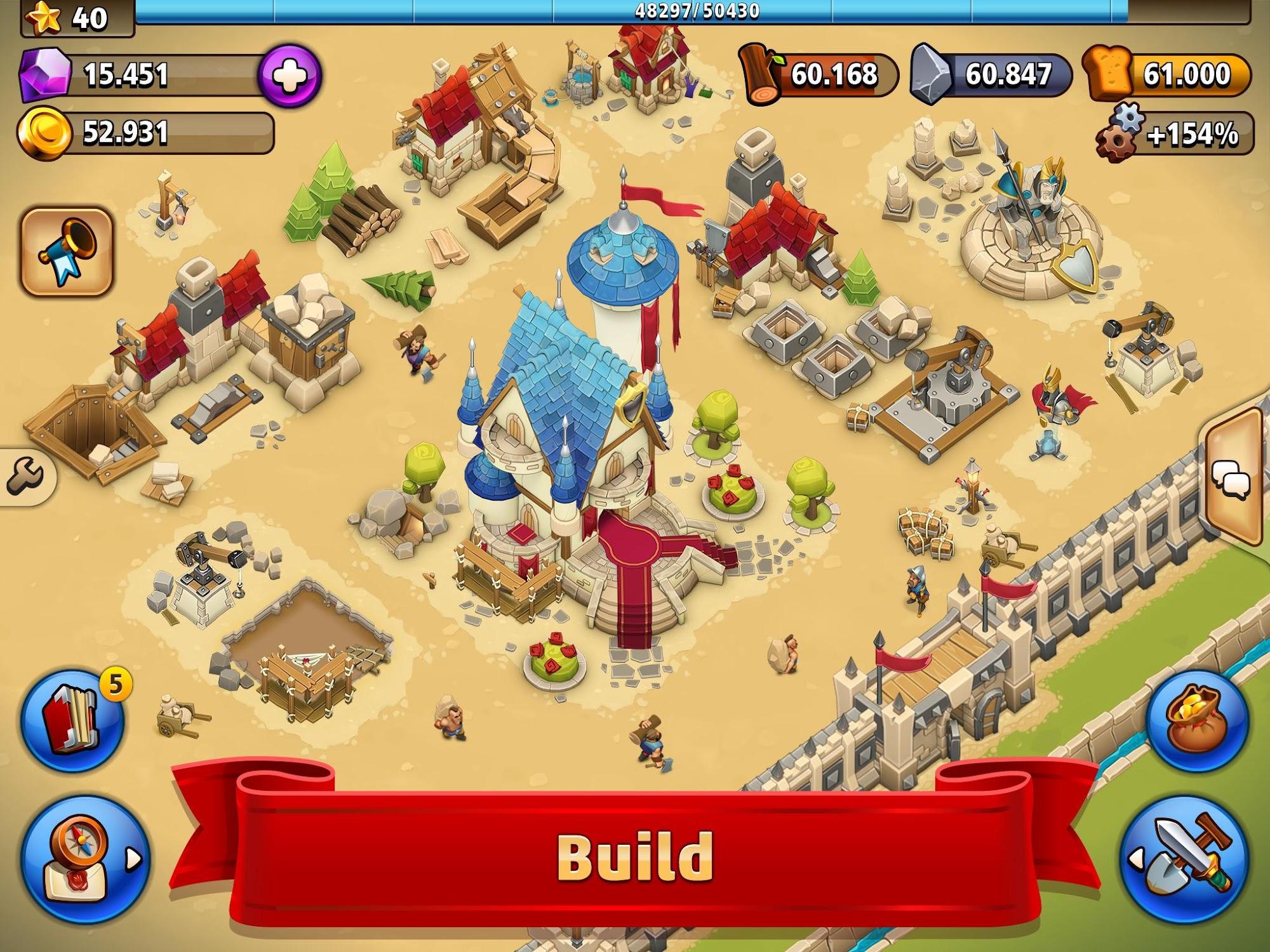 Shadow Kings screenshot #11