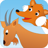 Fox and the Goat - Kids Story