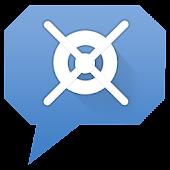 Messaging app for Hide Secrets