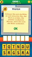 Screenshot of 4 Bilder 1 Wort Rätsel