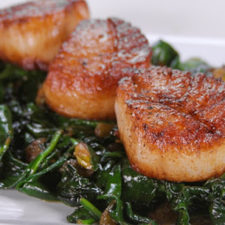 Seared Scallops Recipe