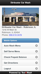 Dirtbuster Car Wash- screenshot thumbnail