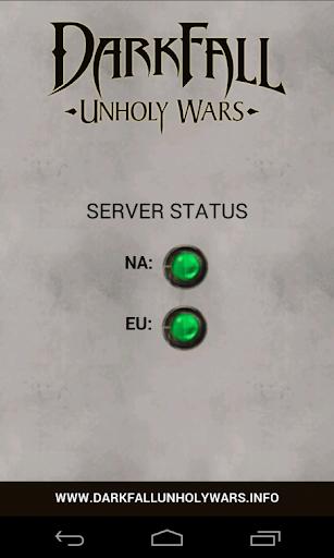 DFUW Status
