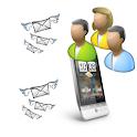 One Click SMS logo
