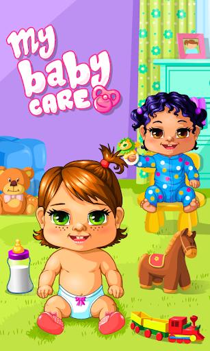 My Baby Care 我的宝贝护理