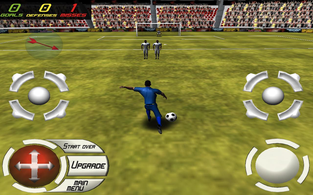 Penalty Football: Champions 14 - screenshot