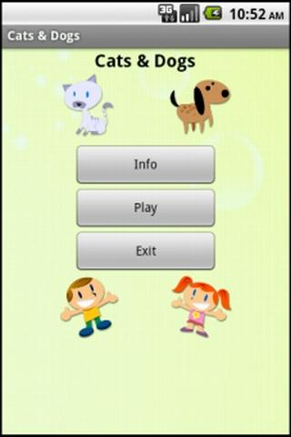 Cats & Dogs- screenshot