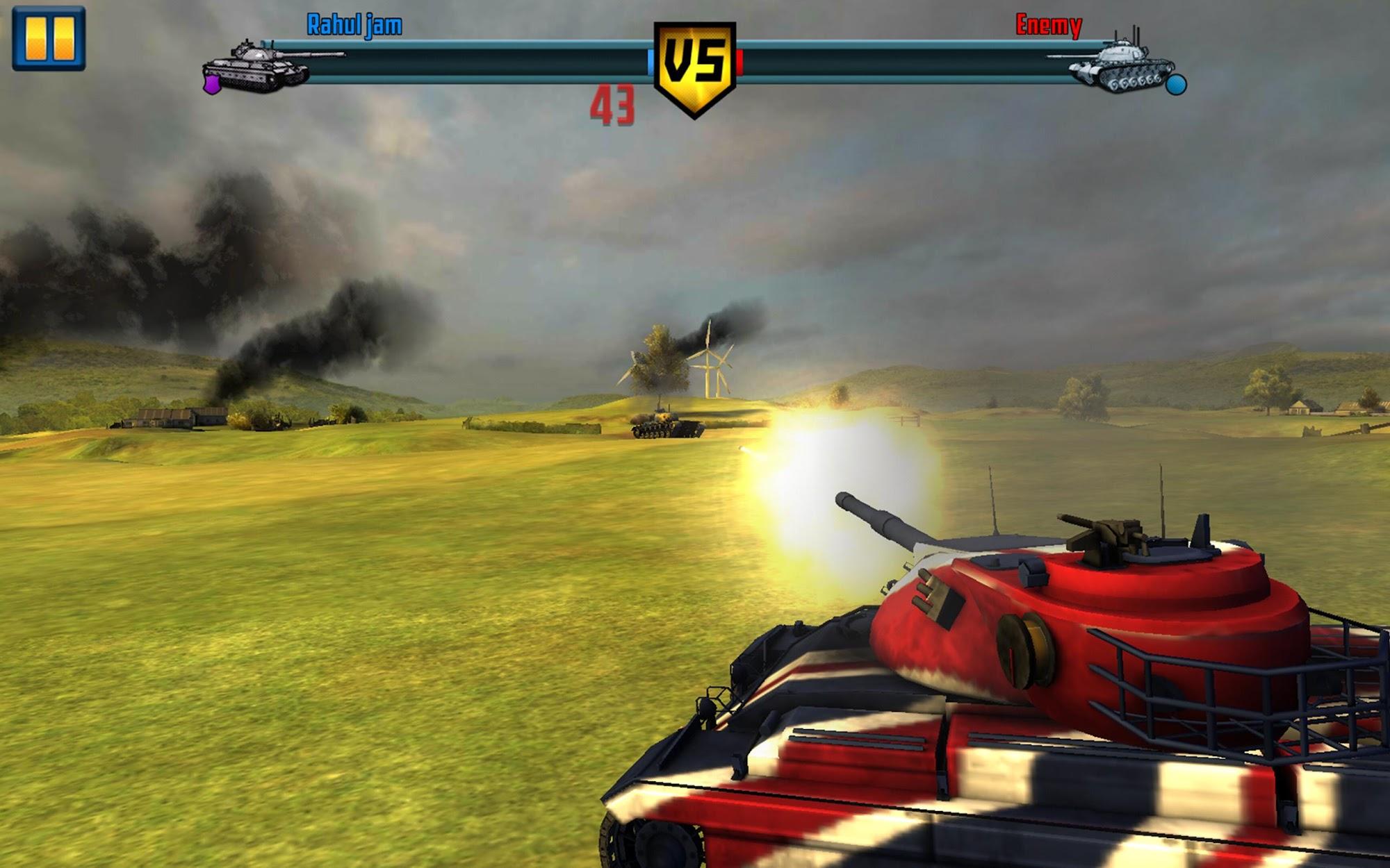 Boom! Tanks screenshot #12