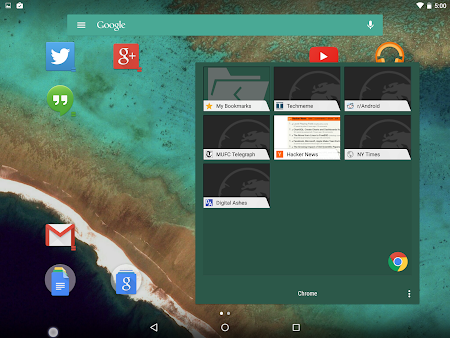 Action Launcher 3 3.5.1 screenshot 24230