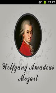 沃爾夫岡•阿馬德烏斯•莫扎特音樂下載app