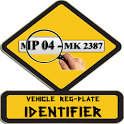 Vehicle Reg-Plate Identifier icon