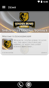 Shelbyville Central Schools- screenshot thumbnail